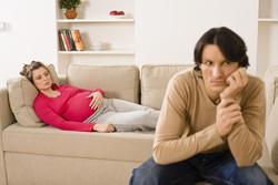 streit in der schwangerschaft